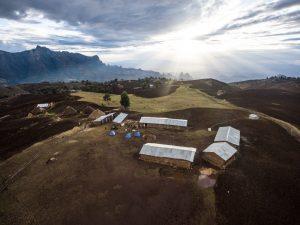 Ecole de Sona, Montagnes du Simien