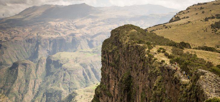 Le massif du Simien – présentation