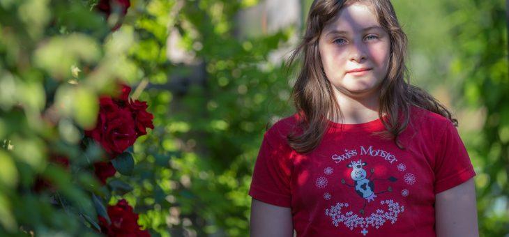 Olivia Aubort, bienfaitrice de… 11 ans !