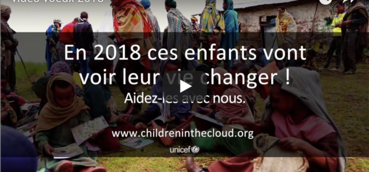 Vidéo de voeux 2018