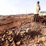 construction de l'école de Sona Ethiopie