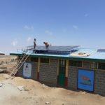 Panneaux solaires éthiopie Simien