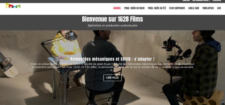 1628films production audiovisuelle