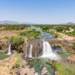 ethiopie chute du nil bleu