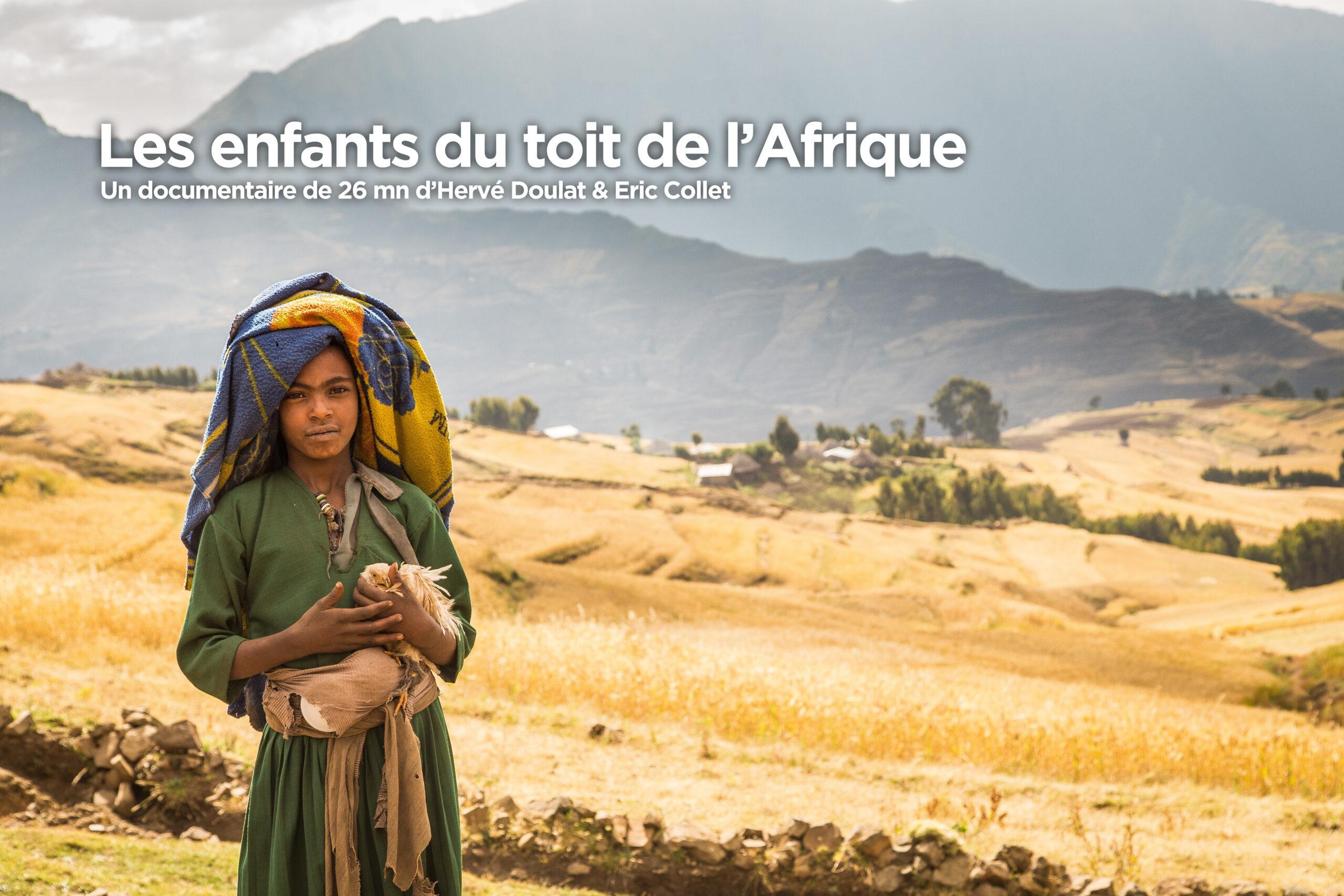 Dokumentarfilm Simien Äthiopien